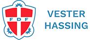 FDF Vester Hassing logo